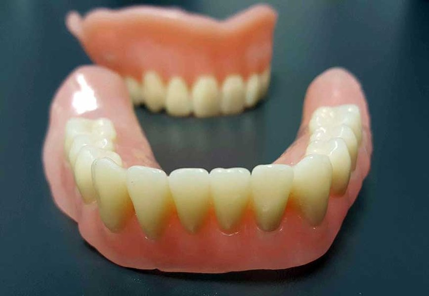 ordinacija goljak, dental denture